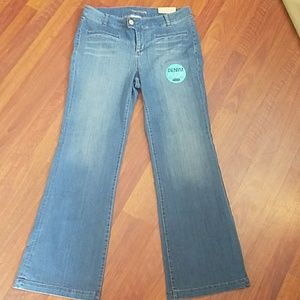Brand new flare light weight jeans